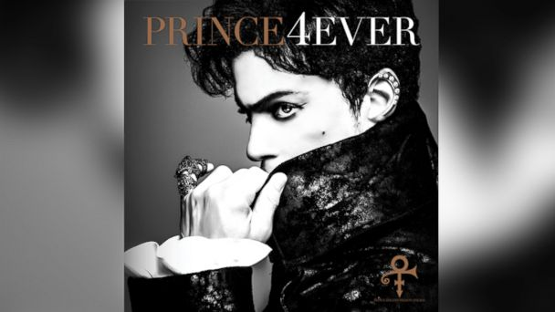PHOTO: The album cover for Prince 4Ever.