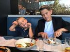Reese Witherspoon shares a snap of her sons