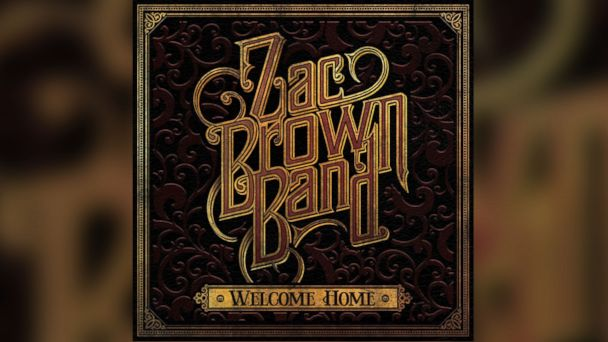 "PHOTO: Zac Brown Bands new album, ""Welcome Home,"" was released May 12, 2017."