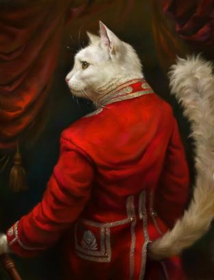 ht_01_eldar_kirov_cat_nt_130801_ssv - Cat Portraits Fit for a King - Lifestyle, Culture and Arts