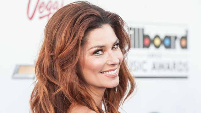 PHOTO:Shania never knew her biological father...until now.