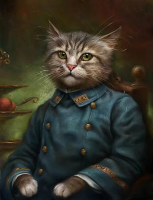 ht_05_eldar_kirov_cat_nt_130801_ssv - Cat Portraits Fit for a King - Lifestyle, Culture and Arts