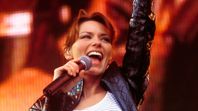 PHOTO: The real reason Shania hasn't produced another album yet is...