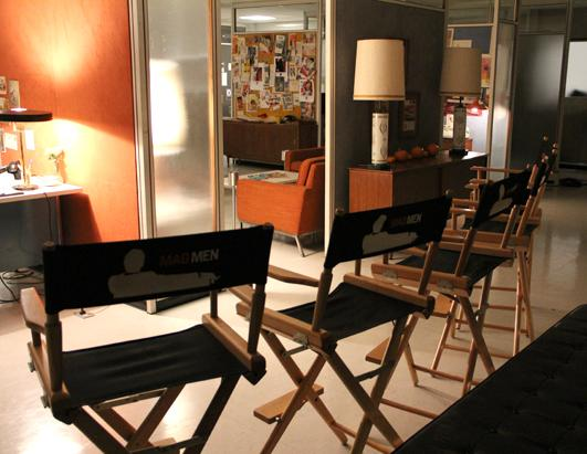 Mad Men Picture | U0027Mad Menu0027: Behind The Scenes With Don Draper, Peggy Olson    ABC News