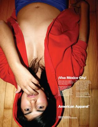 American Apparel Through the Years
