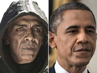 Actor Amused by Satan-Obama Comparisons