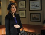 "PHOTO: Tina Fey as Liz Lemon in the first part of the series finale of ""30 Rock"", which is to air on Jan. 31, 3013."