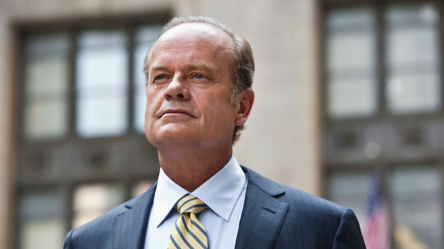 PHOTO:&nbsp;Kelsey Grammer Dives Into Drama with 'Boss'