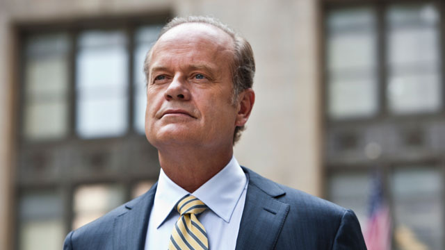 PHOTO: Kelsey Grammer Dives Into Drama with 'Boss'