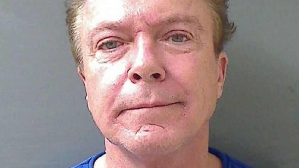 PHOTO: David Cassidy was arrested for DWI on Aug. 21, 2013.