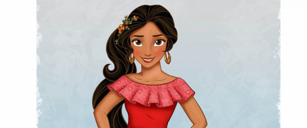 PHOTO: Meet Princess Elena of Avalor.