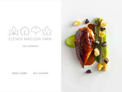 PHOTO: Eleven Madison Park: The Cookbook