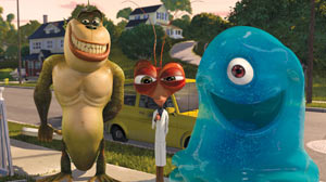 Monsters Vs. Aliens Hurtles to $58.2M Debut