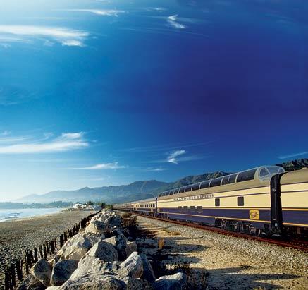 Luxury on the Rails