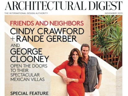 George Clooney and Rande Gerber Villas
