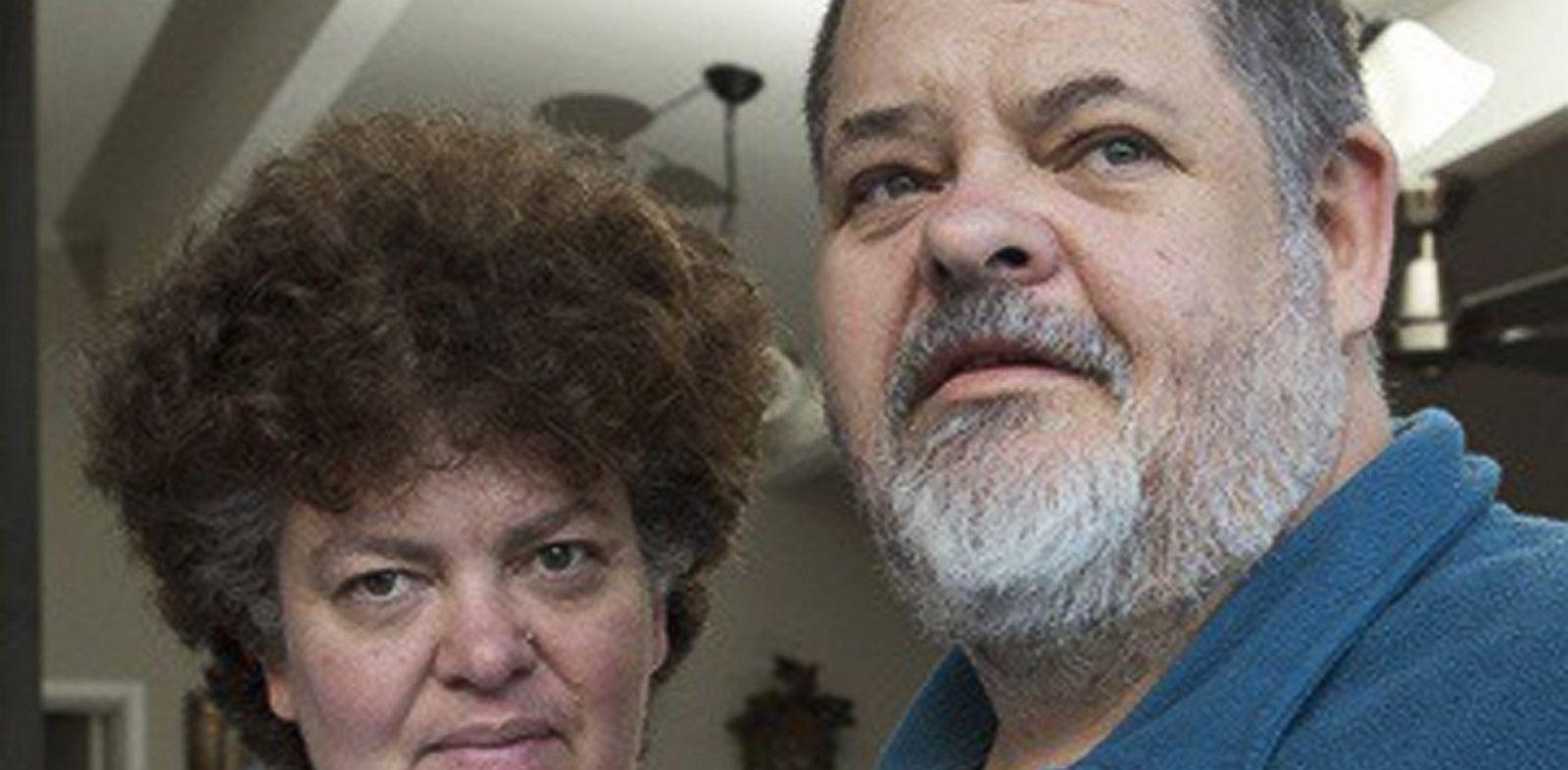 PHOTO: Albert and Marthie Buitenhuis