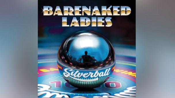 "PHOTO: Barenaked Ladies album ""Silverball"""