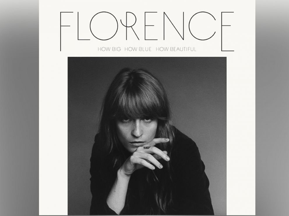 PHOTO: Florence + The Machines album How Big, How Blue, How Beautiful