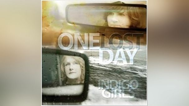 "PHOTO: Indigo Girls album ""One Lost Day"""