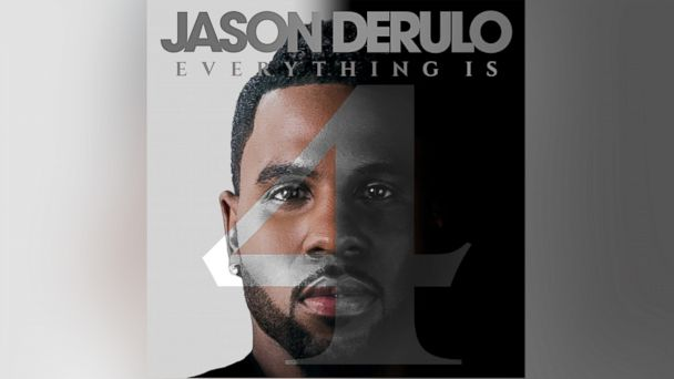 "PHOTO: Jason Derulos album, ""Everything is 4"""