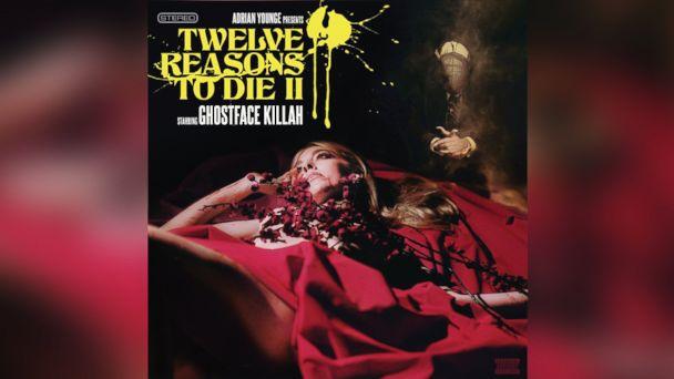 """PHOTO: """"Ghostface Killah - """"Adrian Younge Presents Twelve Reasons To Die II"""""""