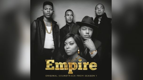 "PHOTO: ""Empire"" - Original Soundtrack For Season 1"""