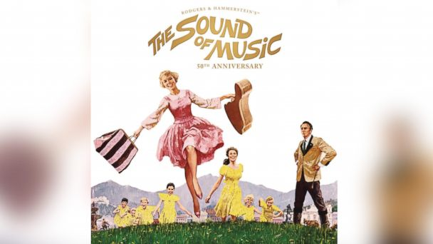 """PHOTO: """"The Sound Of Music"""" Soundtrack (50th Anniversary Edition)"""
