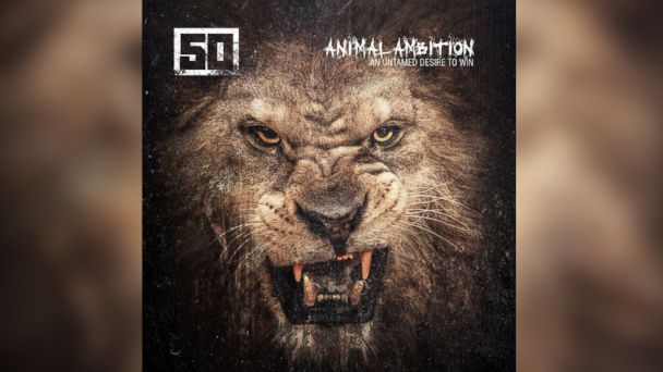 "Photo: 50 Cents ""Animal Ambition"""