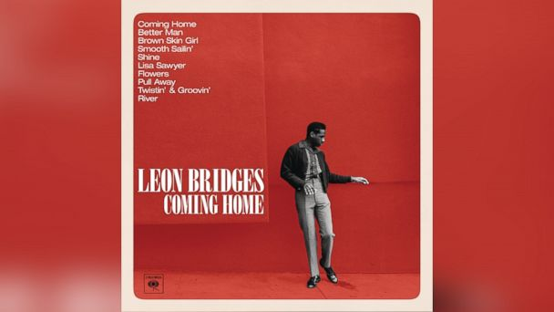 "PHOTO: Leon Bridges - ""Coming Home"""