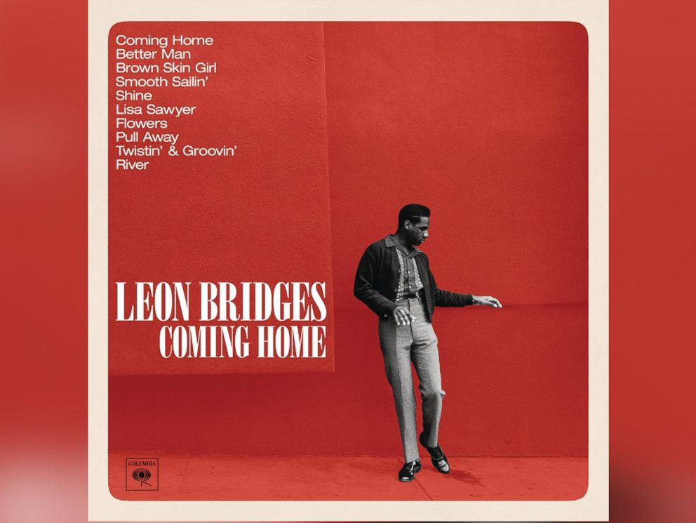 PHOTO: Leon Bridges - Coming Home
