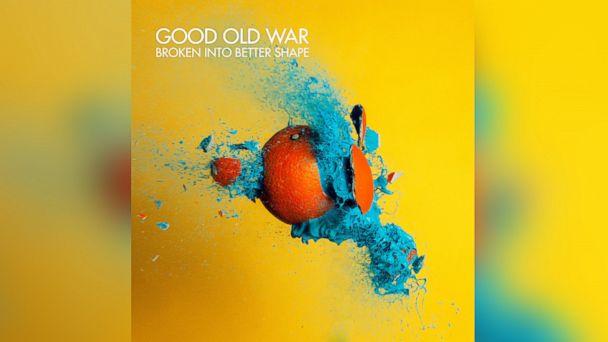 """PHOTO: Good Old War - """"Broken Into Better Shape"""""""