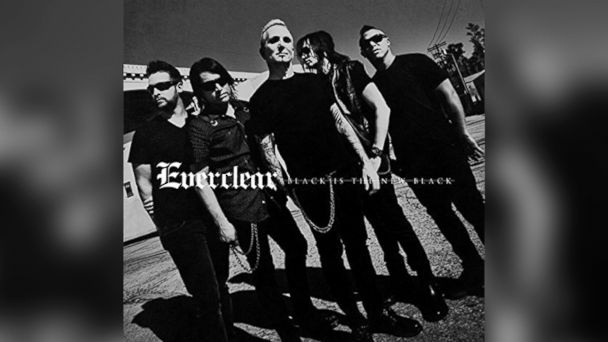 """PHOTO: Everclears """"Black Is The New Black"""""""