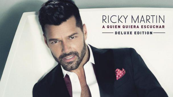 "PHOTO: Ricky Martins ""A Quien Quiera Escuchar"""