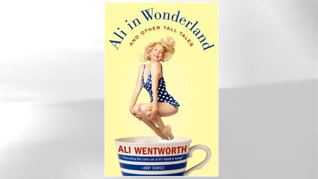 PHOTO: Ali Wentworth's new book, 'Ali in Wonderland' is shown here.