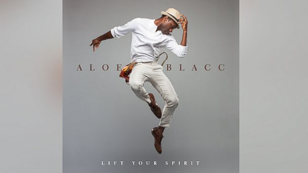 "PHOTO: Aloe Blaccs album ""Lift Your Spirit"""