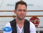 "PHOTO: Matthew Farmer, who appeared on the Jan. 30 episode of ""Idol"" auditioning in Long Beach, Calif., lied about his military past."