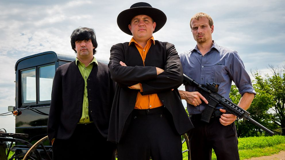 PHOTO: Cast of Amish Mafia