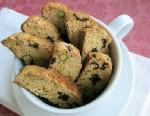 PHOTO: Chef Amy Greens pistachio cranberry biscotti are shown here.