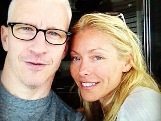 Photos: Anderson Cooper and Kelly Ripa in Croatia