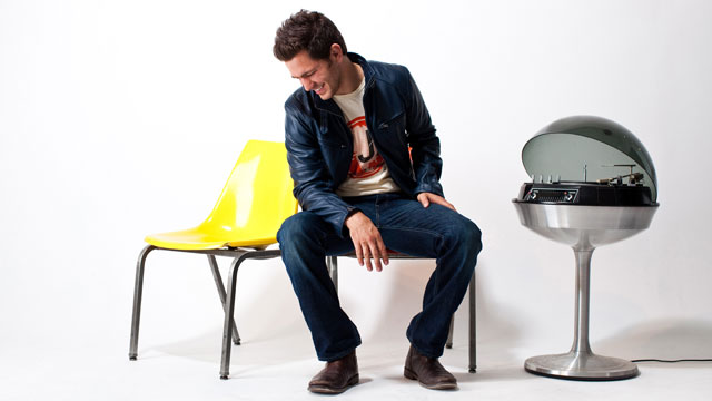 "PHOTO: The soundtrack to this weeks Your Three Words is provided by Andy Grammer. The song is called ""Keep Your Head Up"" off his self-titled debut album."