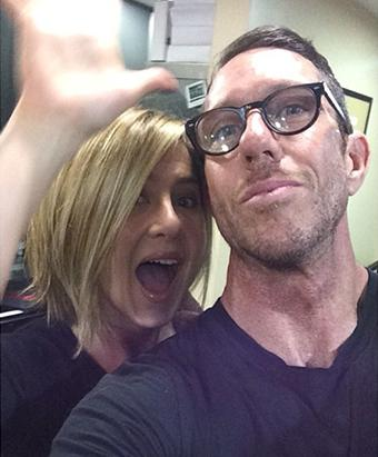 Jennifer Aniston Loves Her New 'Do!