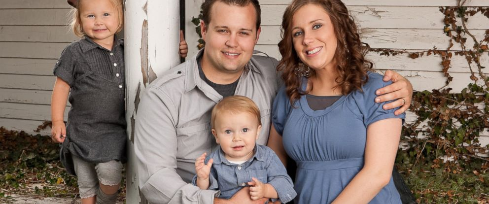 PHOTO: Joshua and Anna Duggar are seen with daughter Mackynzie and son Michael in an undated image released by TLC.