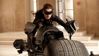 PHOTO:Anne Hathaway portrays Catwoman in a scene from &quot;The Dark Knight Rises,&quot; set for release on July 20, 2012.