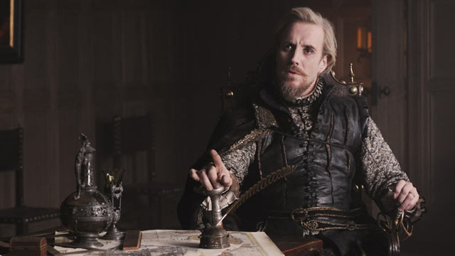 PHOTO:&nbsp;Rhys Ifans stars in Columbia Pictures' &quot;Anonymous.&quot;