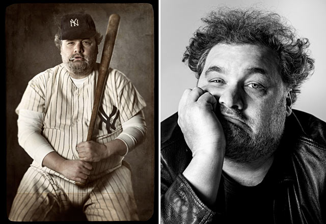 ht artie lange ll 130815 wblog 15 Minutes and Fame: Paul Mobleys Dazzling Celebrity Portraits