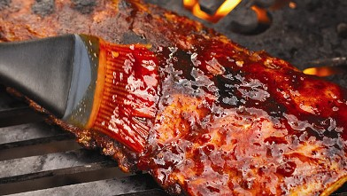 PHOTO: Rick Bayless' Babyback Ribs.