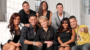 Photo: Jersey Shore Cast Among Barbara Walters Most Fascinating People of 2010