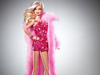A Pink Diamond Barbie for $15,000