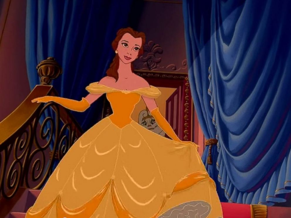 PHOTO: Belle from Beauty and the Beast.
