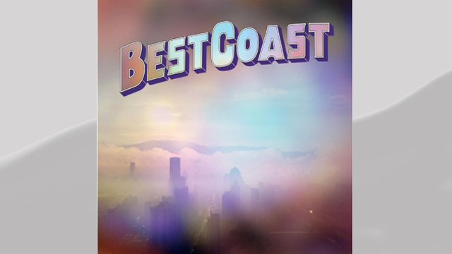 PHOTO: Best Coast's Fade Away album cover